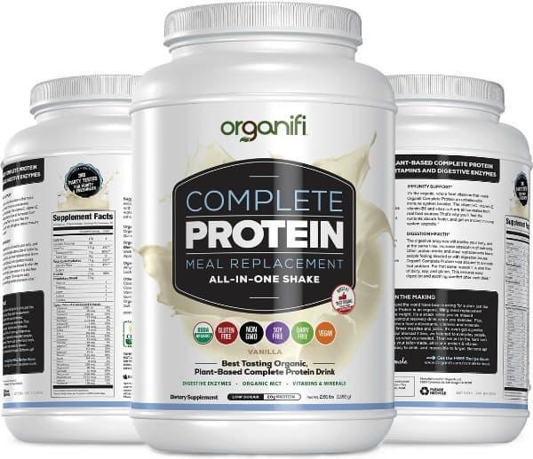 organifi, protein powder, gluten free protein powder