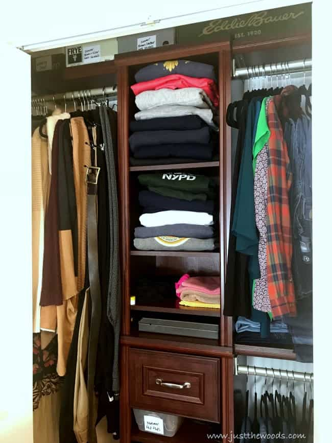 Small Closet Organization Organizer System Storage Solutions