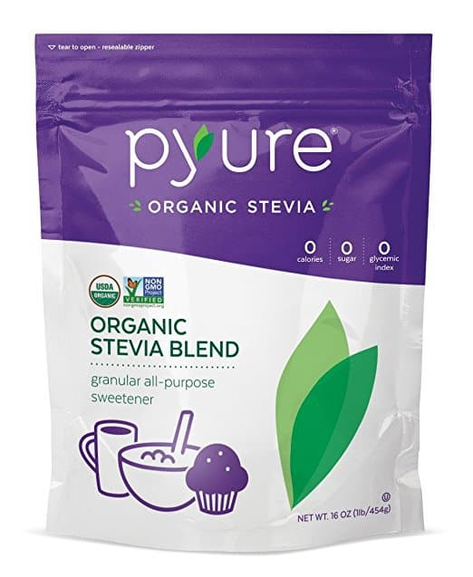 organic stevia, kitchen essentials list, healthy eating checklist