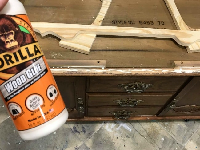 How To Save Repair Furniture By Rebuilding The Damage Area