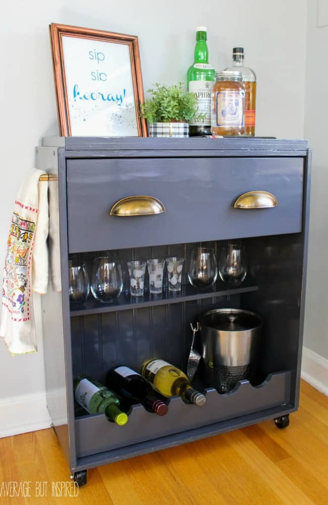 ikea rast bar cart, Ikea hack ideas, Ikea dresser makeovers, furniture hacks, dresser makeovers, Ikea Malm dresser hack, Ikea hacks dresser, Ikea hemnes dresser hack, Ikea hack dresser, Ikea dresser hacks, Ikea rast dresser hack, Ikea rast hack, Ikea pine dresser, DIY dresser ideas, dresser ideas, painted furniture makeovers, furniture before and after