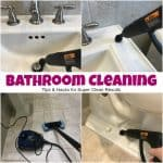 Bathroom Cleaning Tips & Hacks for Super Clean Results