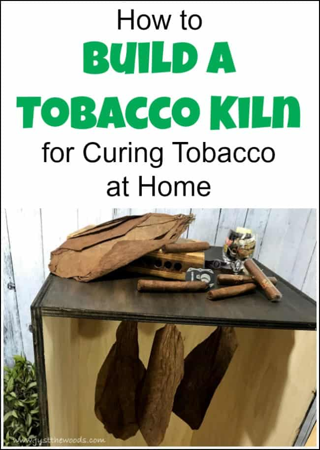 tobacco kiln, how to cure tobacco, diy tobacco kiln, curing tobacco at home