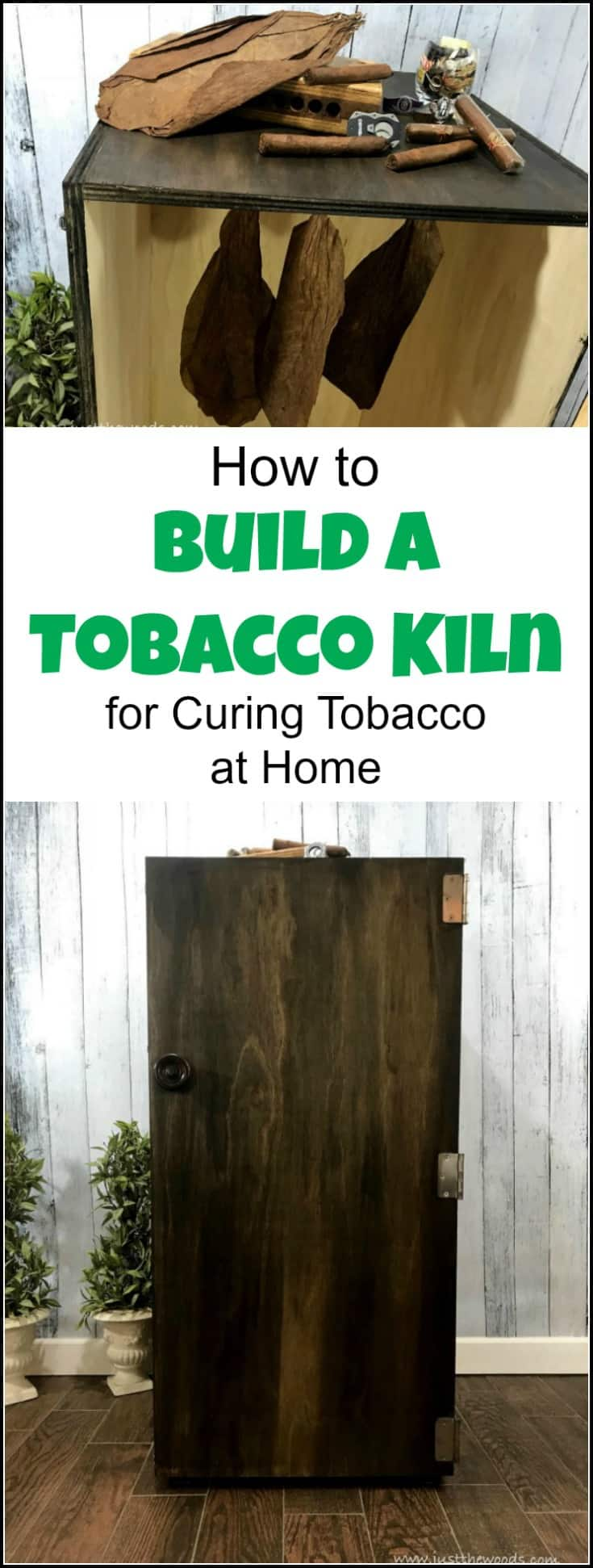 How To Build A Tobacco Kiln For Curing Tobacco At Home