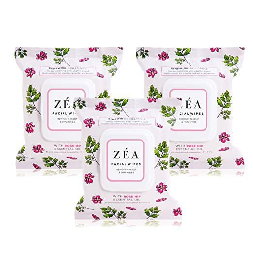 makeup wipes with essential oils