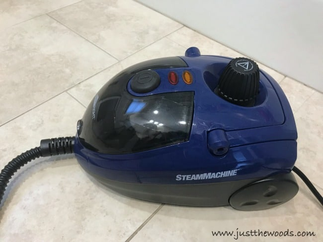 Homeright Steam Cleaner, Steam Machine, Clean Bathroom With Steam