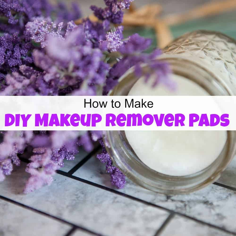 How to make diy makeup remover pads that smell amazing for Things to make your house smell good