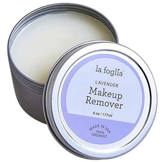 lavender makeup remover, organic makeup remover, natural essential oils