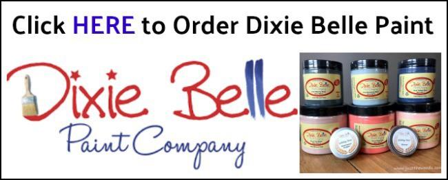 dixie belle, dixie belle paint, chalk paint, chalk mineral paint, order paint, order dixie belle