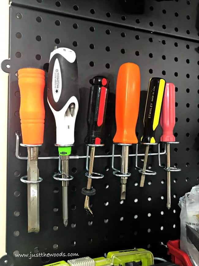 The best pegboard tool organizer for a small workshop organizing tool pegboard tool organization ideas pegboard tool organizer organizing tools pegboard publicscrutiny Images
