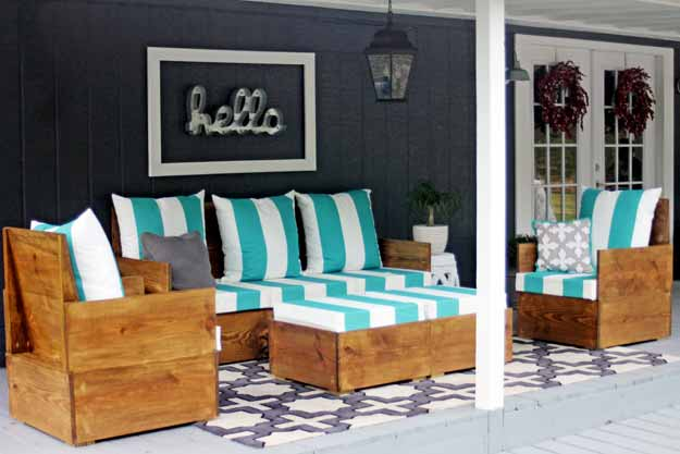 how to build outdoor furniture, diy deck furniture, homemade furniture, diy outdoor furniture, diy patio furniture, homemade outdoor furniture