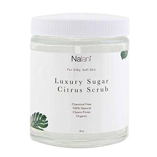 citrus scrub, citrus sugar scrub