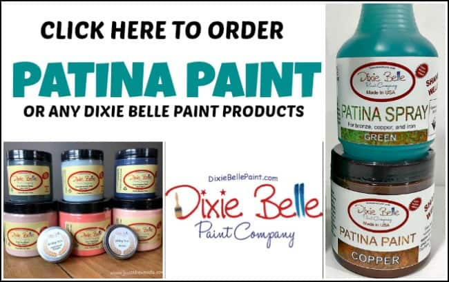 patina paint, copper patina paint, patina spray paint