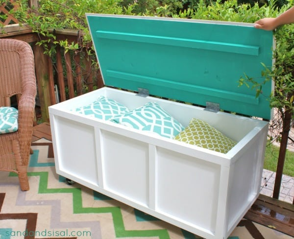diy storage bench, homemade outdoor bench, diy outdoor furniture, diy patio furniture, homemade outdoor furniture,