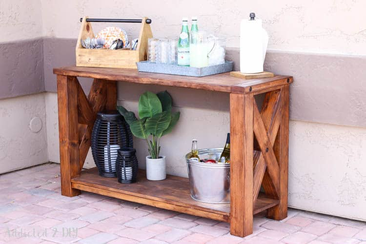build your own patio furniture, diy outdoor furniture, diy patio furniture, homemade outdoor furniture,