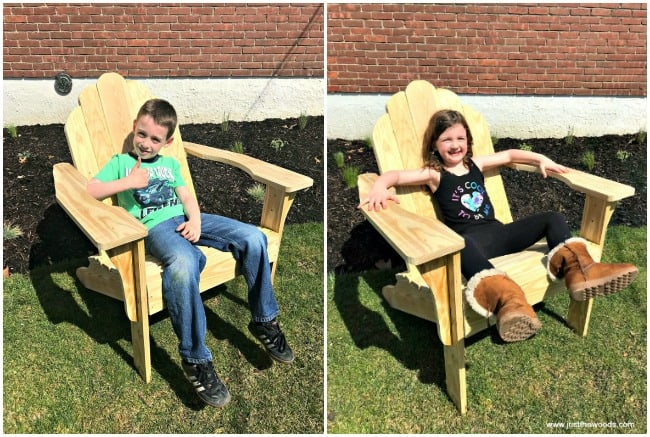Build Adirondack Chairs