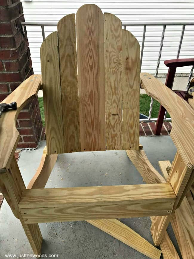 Groovy How To Build Adirondack Chairs From Scratch Complete Home Design Collection Papxelindsey Bellcom
