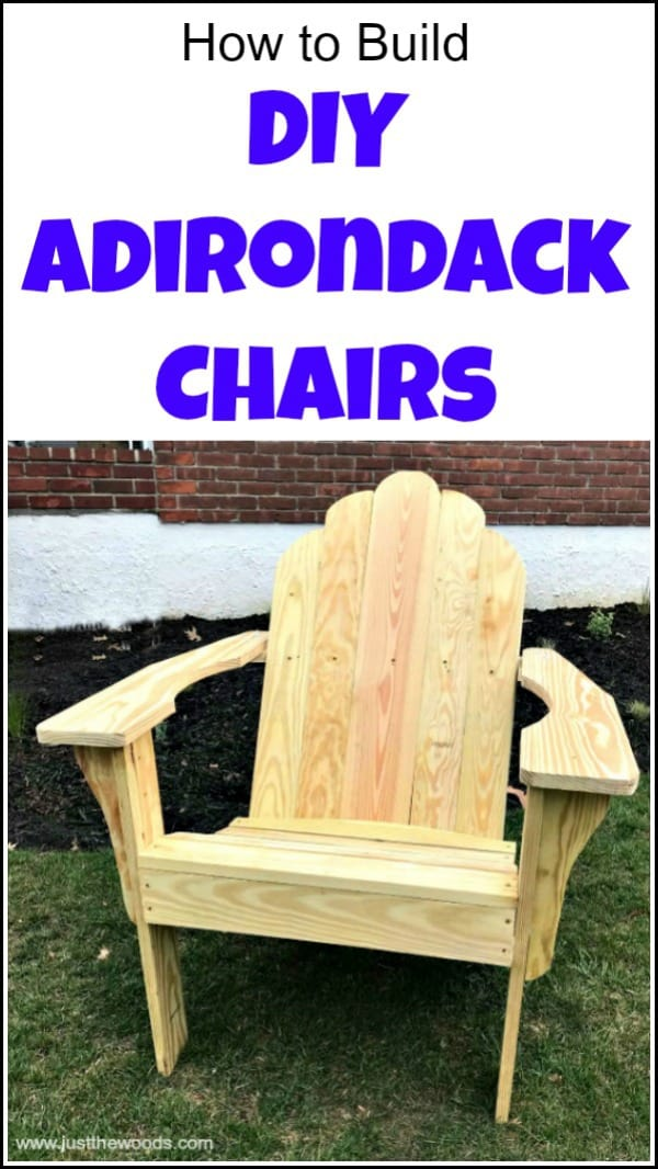 Marvelous How To Build Adirondack Chairs From Scratch Home Remodeling Inspirations Propsscottssportslandcom