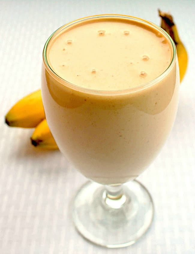 nutty smoothie, easy healthy smoothie recipes, nutritious smoothies, delicious healthy smoothies