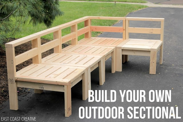 Creative diy furniture ideas Pallet Diy Cozy Home 10 Of The Most Creative Diy Outdoor Furniture Ideas