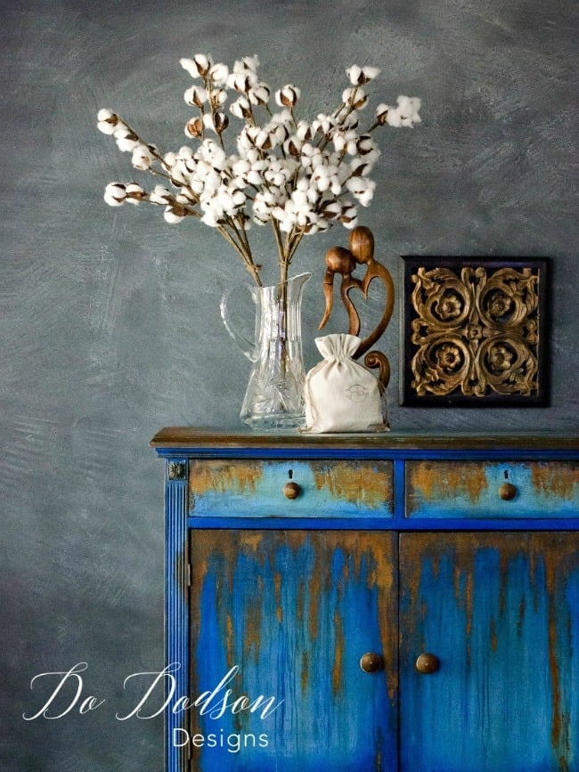 patina paint, rust effect, patina paint effect, patina rust on furniture, patina paint job