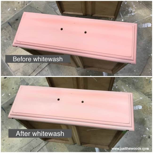 white wash painted furniture, how to apply white wash, what does white wash look like