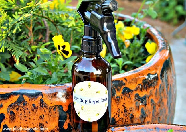diy bug spray, homemade bug spray, essential oil bug spray, bug spray recipe