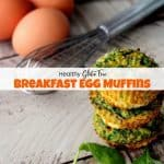 Healthy Breakfast Egg Muffins for When You Need Something on the Go