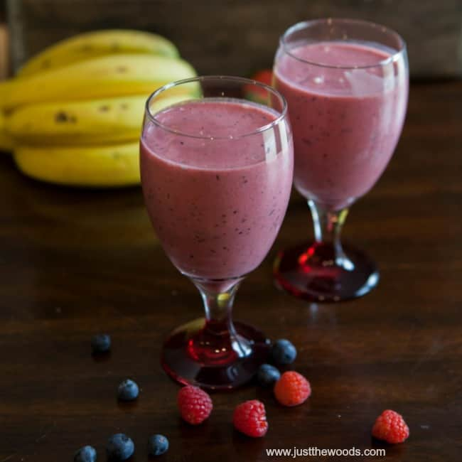 mothers day smoothie recipe, breakfast smoothie