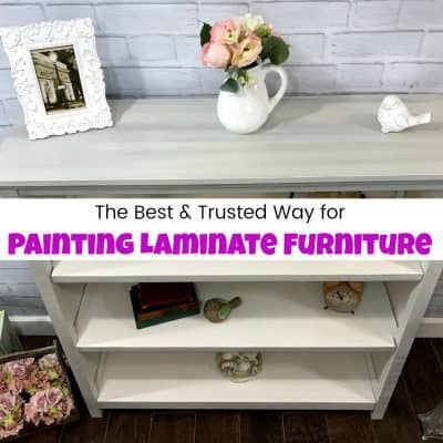 The Best & Trusted Way for Painting Laminate Furniture