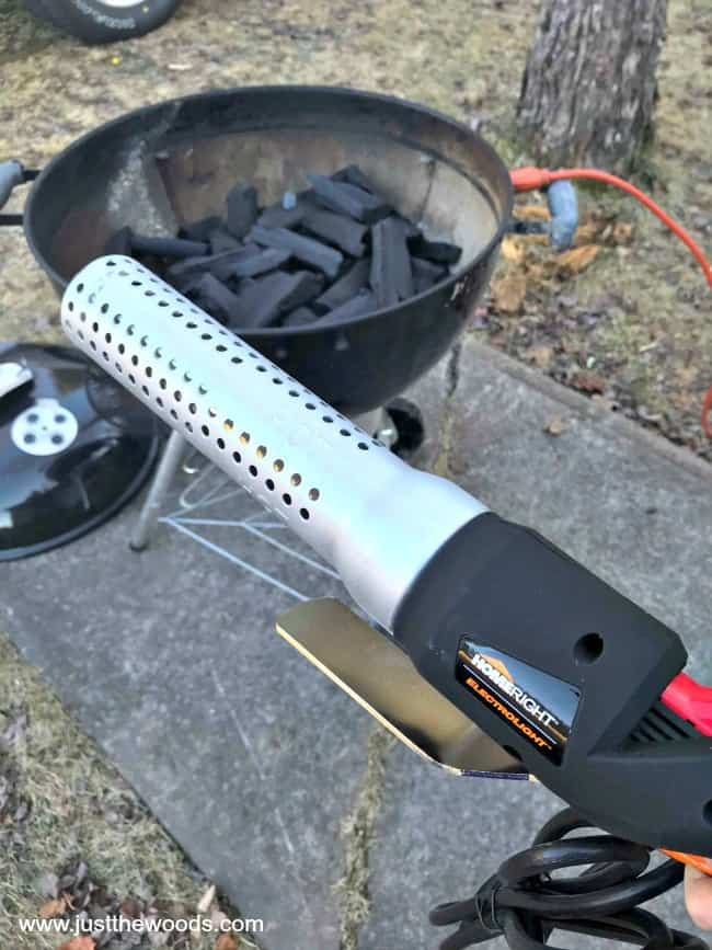 Lighting Charcoal the Fast and Easy Way for Outdoor Grilling