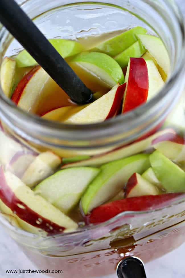 apple sangria, apple sangria recipe, apple cider sangria