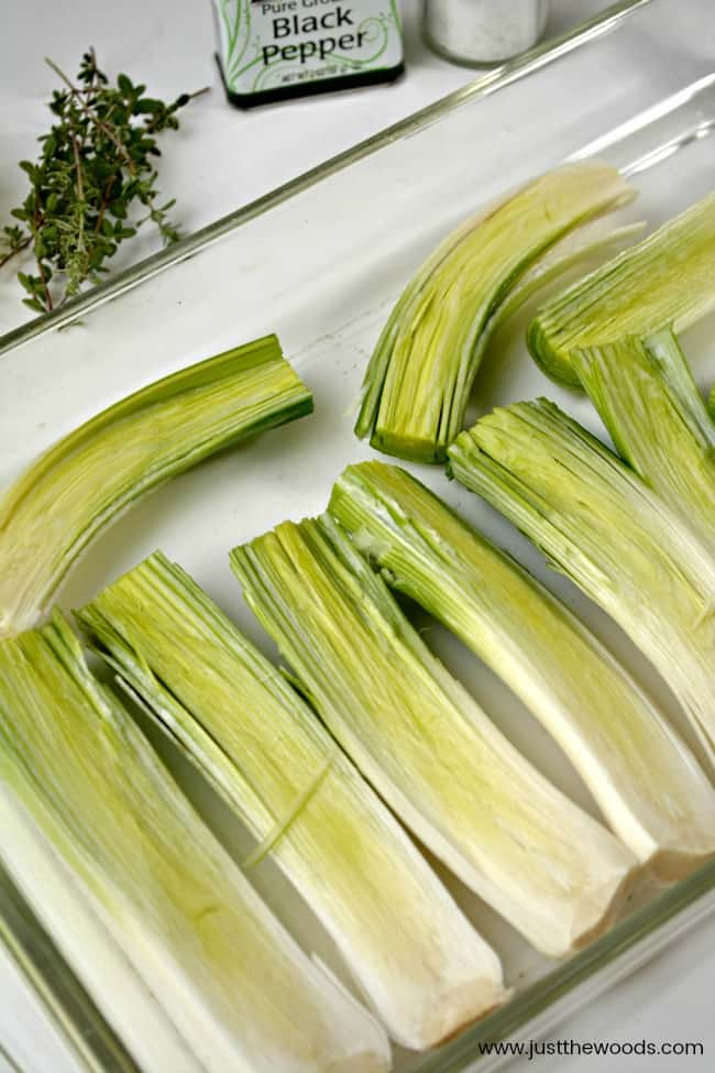 how do you cook leeks, roasting leeks, cooking leeks, roasted leeks