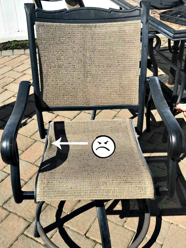 How To Save Yourself Money With Diy Patio Chair Repair