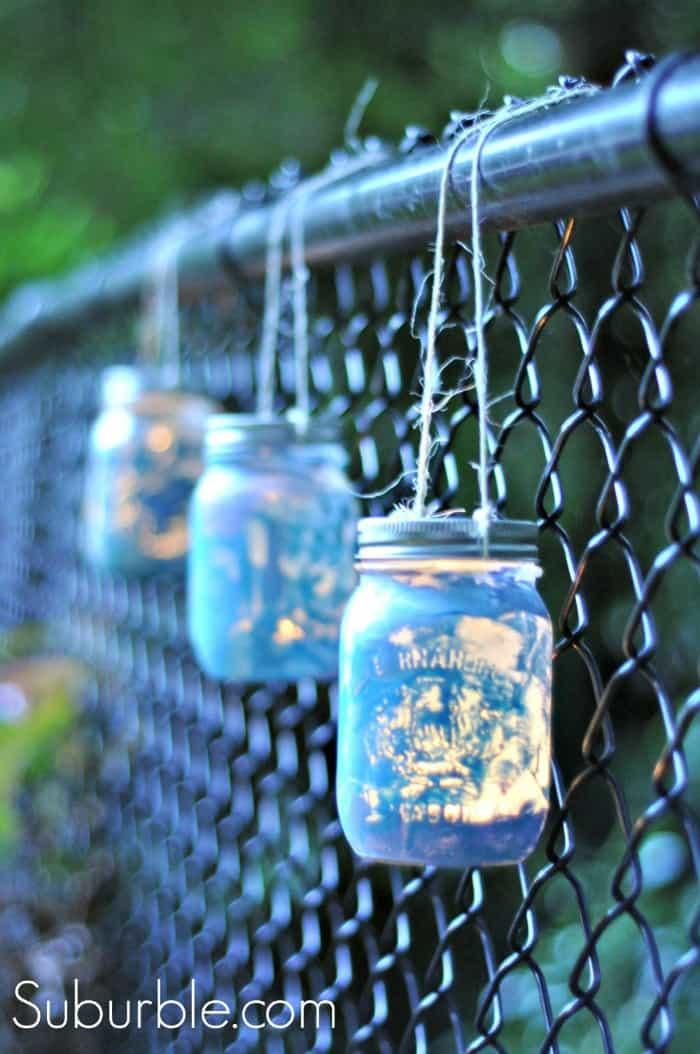 diy hanging lantern, mason jar lantern, DIY Lanterns, painted mason jar lanterns