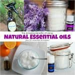 The Amazing Benefits of Using Natural Essential Oils