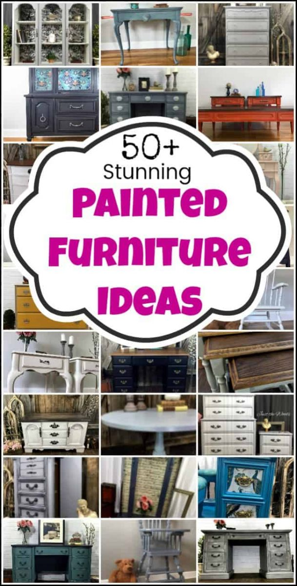 painted furniture ideas, how to paint furniture,