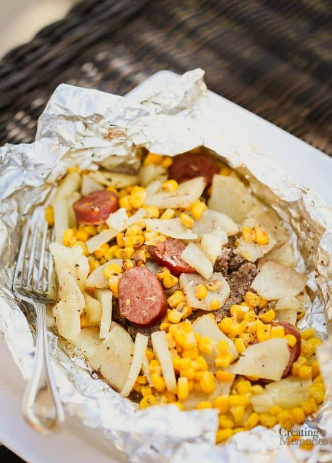Quick Amp Yummy Campfire Dinner Recipes For Your Next Outing