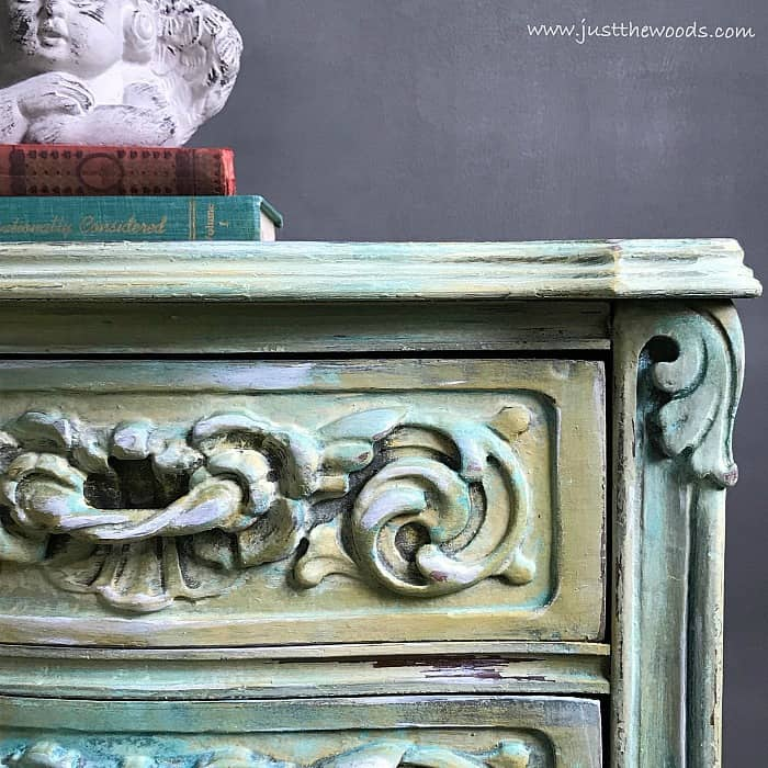 Painting Wood Furniture, layering paint on furniture, how to paint furniture, how to paint wood furniture