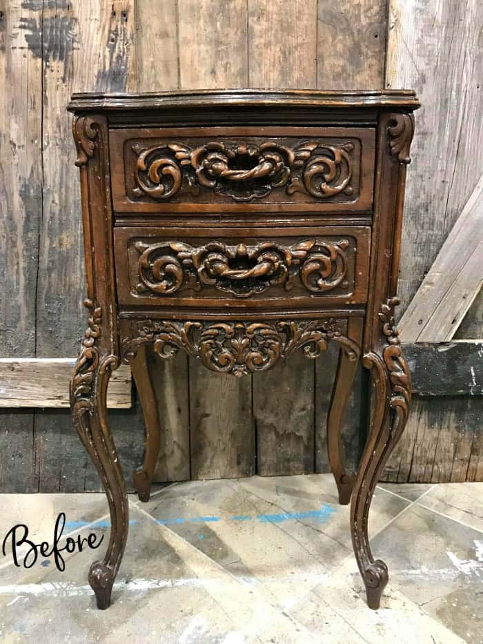 Painting Wood Furniture For Breathtaking Results With Paint Patina