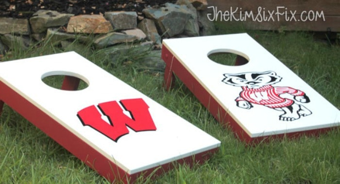 diy tools, cornhole