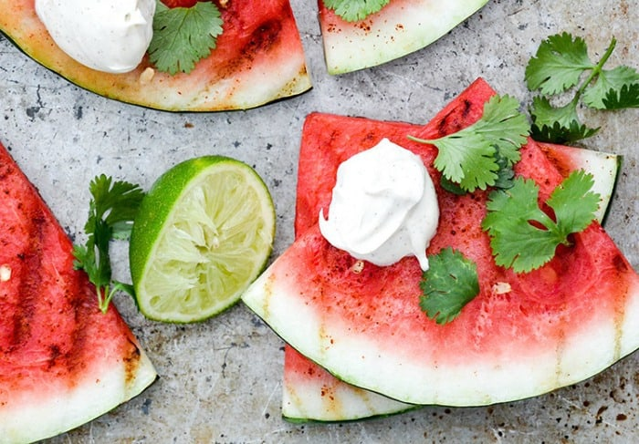 summer grilling ideas, grilled watermelon