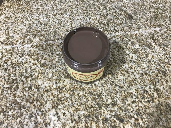 brown chalk paint, marble stone, dixie belle chalk paint, chocolate paint