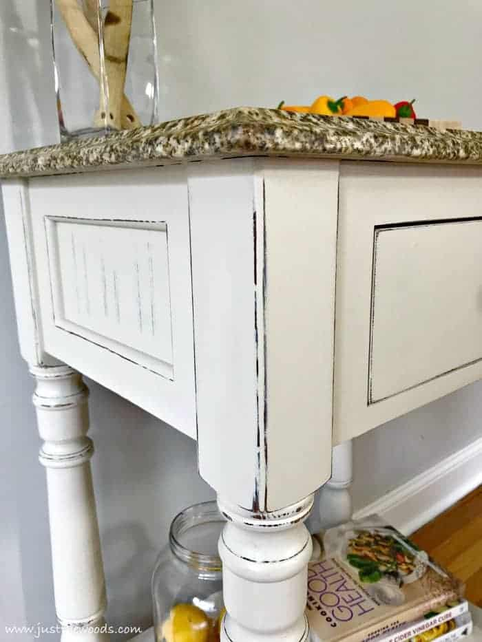 distress painted wood, distressing chalk paint, how to distress furniture with paint