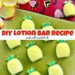 How to Make the Best DIY Lotion Bar Recipe That Smells Amazing