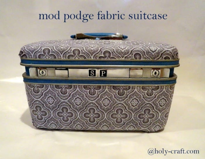 mod podge fabric, mod podge ideas, mod podge uses