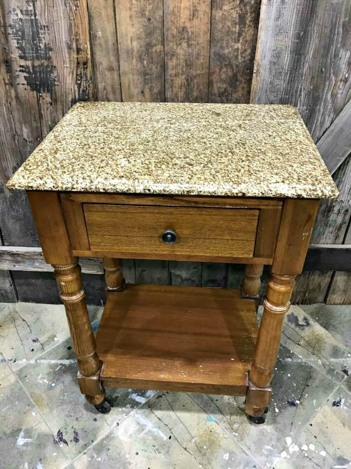 kitchen cart with stone top, wood kitchen cart on wheels