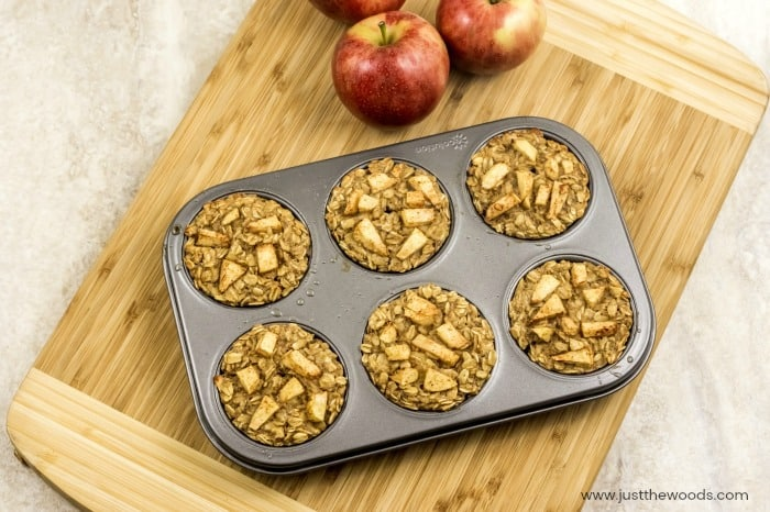 healthy muffin recipes, apple oatmeal muffins, healthy oatmeal muffins, healthy apple muffins
