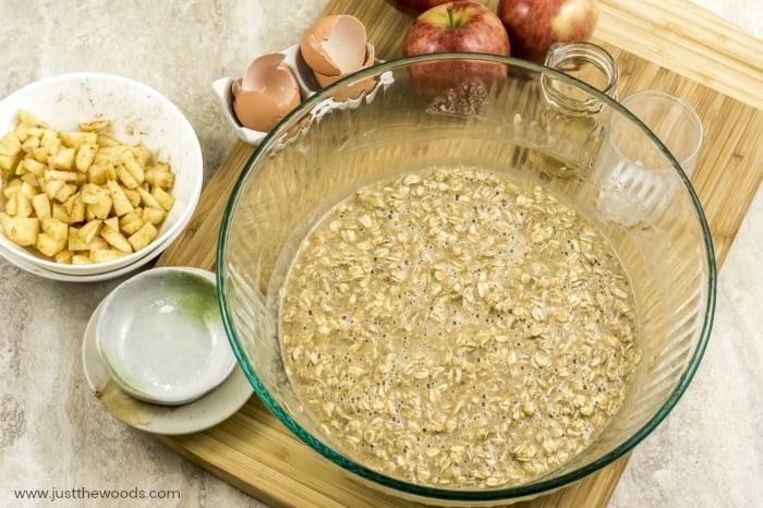 oat muffins, breakfast muffins, oatmeal muffins, healthy oat muffins