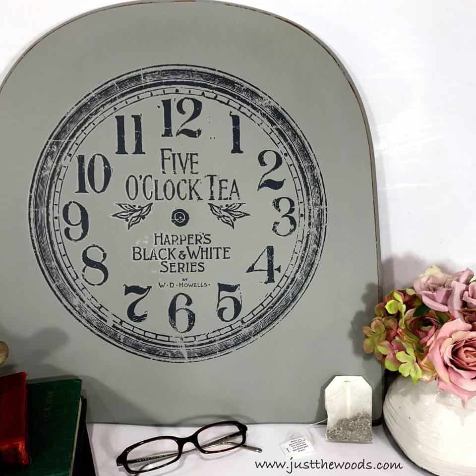 clock image transfer, how to transfer picture to wood, transfer images to wood